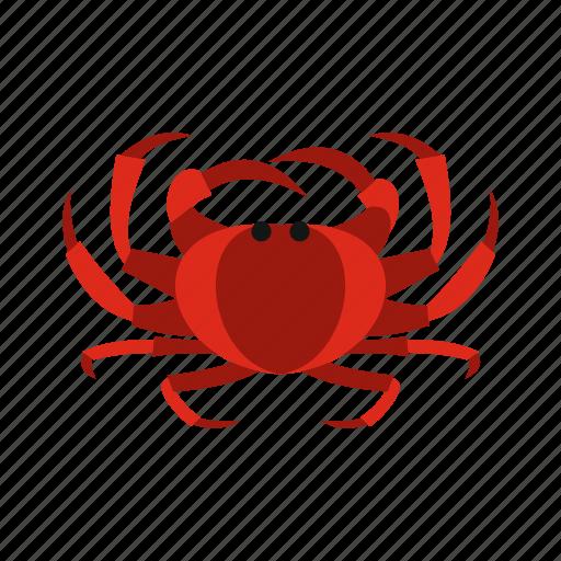 animal, claw, crab, ocean, sea, seafood, shellfish icon