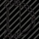 arrow, bow, viking