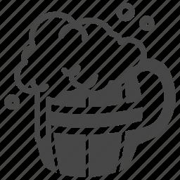 alcohol, beer, beverage, butterbeer, cup, draft beer, drink icon