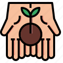 ecology, planting