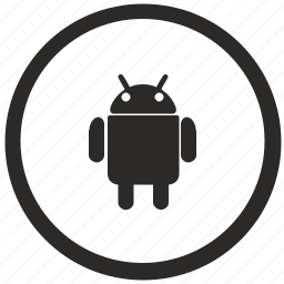 android, function, keyboard, robot icon