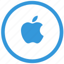 apple, function, keyboard, mode, select, sign icon