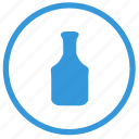 alcohol, beer, bottle, drink, fluid, select, water icon