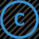 c, keyboard, lowcase, select, virtual icon