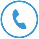 call, dial, dialog, function, mobile, phone, select icon
