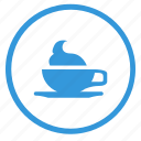 break, coffee, cup, pause, process, select, wait icon