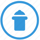 delete, files, garbage, instrument, select, trash, ui icon