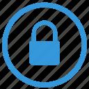 access, closed, denied, lock, select, ui icon