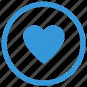 good, like, love, romantic, select, social icon