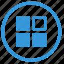 choose, menu, point, tile, windows icon