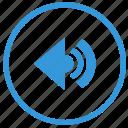 device, music, sound, speaker, volume icon