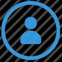 enter, login, man, person, select, user icon