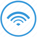 access, free, internet, label, point, select, wifi icon