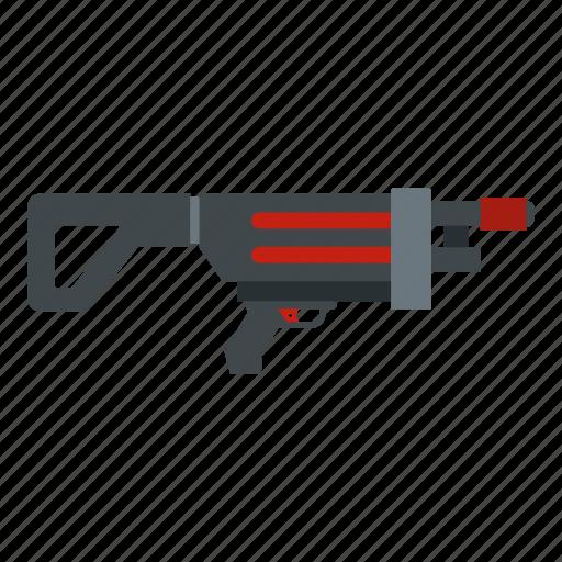 cyber, cyberspace, device, game, game gun, gun, pistol icon