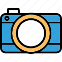 camera, photo camera, photographic camera, photography icon