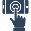connection, interaction, interactive screen, interactivity icon