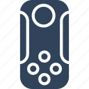 game console, game controller, gamepad, joystick icon