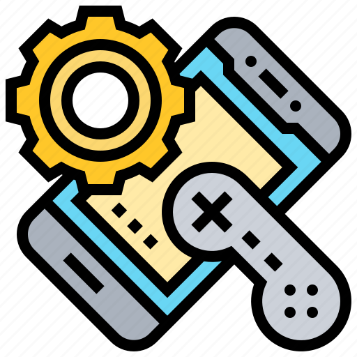 Control, mobile, options, remote, smartphone icon - Download on Iconfinder