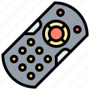 control, device, equipment, infrared, remote icon