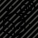 cube, 3d, virtual, tech, ar