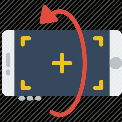 phone, reality, rotate, virtual, vr icon