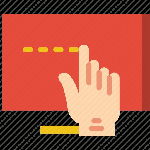 feedback, reality, screen, virtual, vr icon