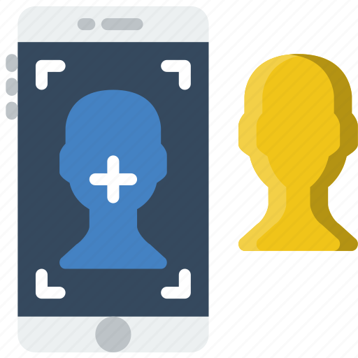 profile, reality, user, virtual, vr icon