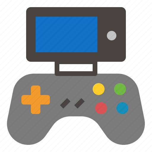 controller, game, gamepad icon