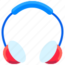 headphone, headset, support, virtual reality icon