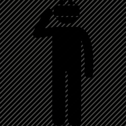 headset, man, person, reality, virtual, wearing icon
