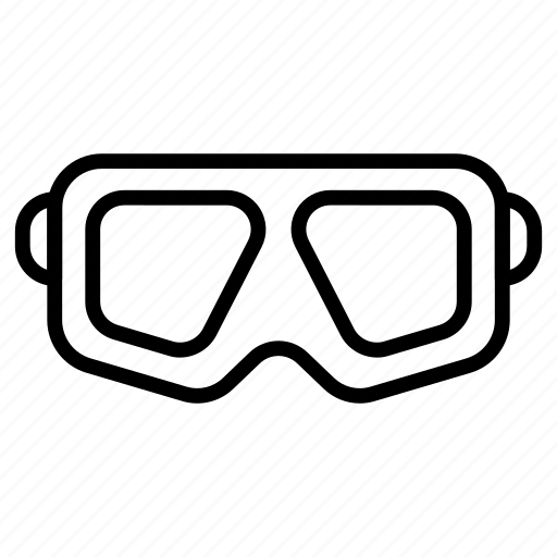 Vr, glasses, virtual, reality icon - Download on Iconfinder