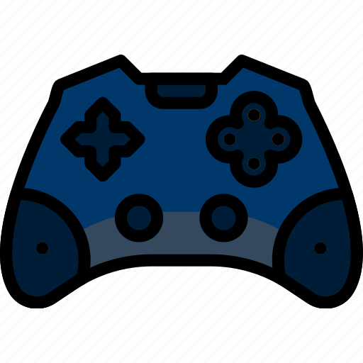 controller, game, reality, virtual, vr icon