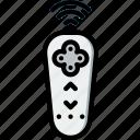 control, reality, remote, virtual, vr icon