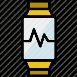 reality, smartwatch, virtual, vr icon