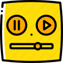 controls, reality, video, virtual, virtual reality, vr icon
