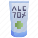 alcohol, gel, hygiene, sanitizer