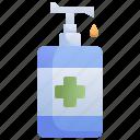 antiseptic, hygiene, sanitizer, soap