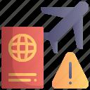 avoid, international, stop, travel