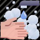 hands, hygiene, wash, washing