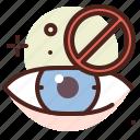 coronavirus, covid19, eyes, health, quarantine, sars