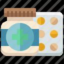 drug, container, pill, medical, medicine