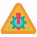 biohazard, zone, signage, caution, virus, warning icon