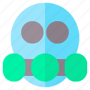 mask, protection, shield, virus icon