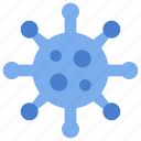 disease, infection, virus icon
