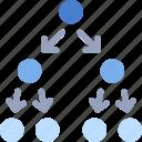 duplication, multiplication, multiply icon