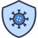 immune, protection, shield, virus