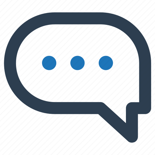 Bubble, chat, comment, message icon - Download on Iconfinder