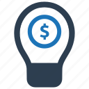 budget, business, idea, marketing, plan icon