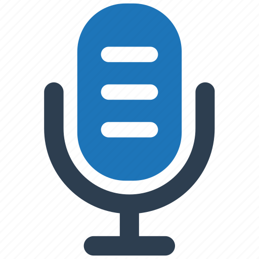 Mic, microphone, record, voice icon - Download on Iconfinder