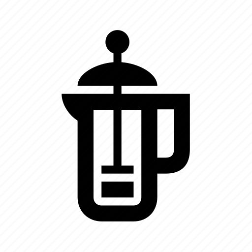 beverages, frenchpress small icon